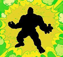 Hulk by tribal191983