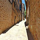 A Street With No Shade...................Majorca by Fara