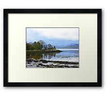 A Ruin With A View..........................Ireland Framed Print