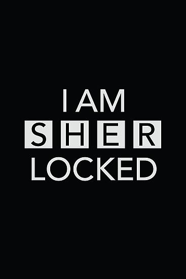 Sherlocked by Mark Walker