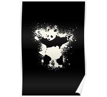 Bansky Panda Poster