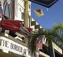 Hard Rock Cafe, Tijuana by Maggie Hegarty
