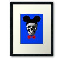 Walt Disney Til I Die Framed Print