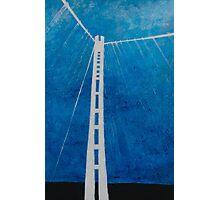 Bay Bridge East Span Photographic Print