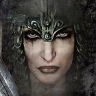 Who Can Stand-Female Warrior by Shanina Conway