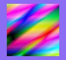 Rainbow Streaks by Christy Leigh