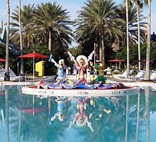 Pool by Pedro de Sa