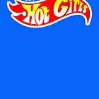 I Love Hot Girls by Jeff Clark
