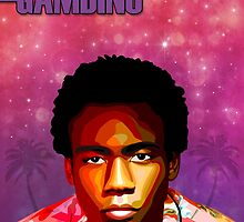Childish Gambino by mekaspencer