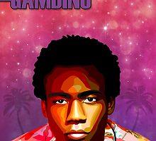 Childish Gambino #2 by mekaspencer