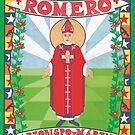 Archbishop Romero Icon by David Raber