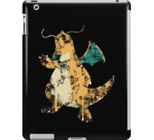 Dragonite Splatter iPad Case/Skin