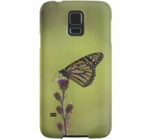 Monarch And Blazing Star Samsung Galaxy Case/Skin