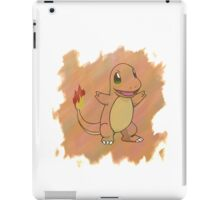 Watercolour Charmander iPad Case/Skin