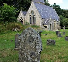Quintessentially England 22 - Country Church by Francis Drake