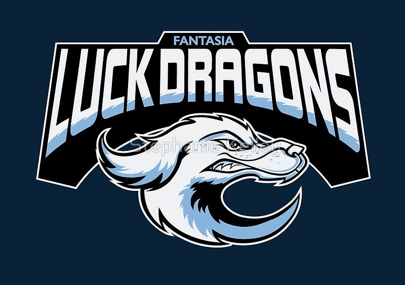 Fantasia Luck Dragons by Stephanie Jayne Whitcomb