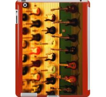 tiny guitar collection iPad Case/Skin