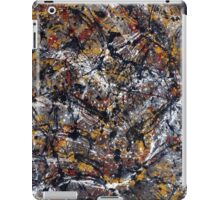 Number 2 Abstract iPad Case/Skin