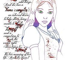 Alice Madness Returns: Hero Complex by kittenofdeath
