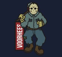 Jason Voorhees by AhamSandwich