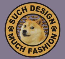 doge (such design much fashion) Kids Clothes