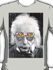 keep smart wearing glass T-Shirt