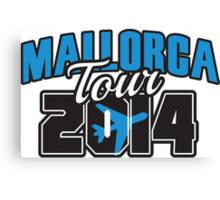 Mallorca Tour 2014 Canvas Print
