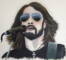 Foo Fighters frontman Dave Grohl by BigKevG