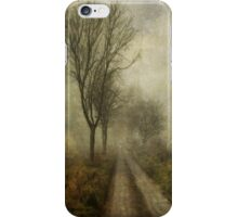 Into the Fog iPhone Case/Skin
