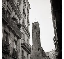Barcelona Religion by Andy Freer