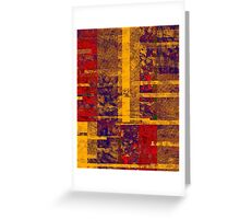 0161 Abstract Thought Greeting Card