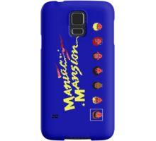 Maniac Mansion Samsung Galaxy Case/Skin
