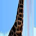 giraffe drips by tinncity