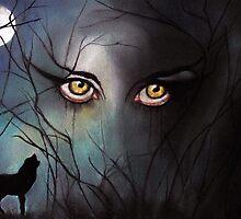 Through Wolf Eyes by Linda Woodward