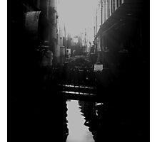 skinny bridge Photographic Print