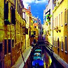 venetian waterline by tinncity