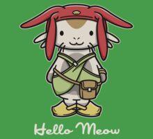 Hello Meow Kids Clothes
