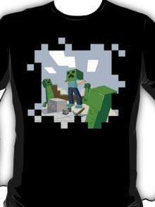 Minecraft Skill #67: Camouflage T-Shirt