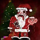 Zombie Santa by mdkgraphics