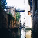 castle bridge by tinncity