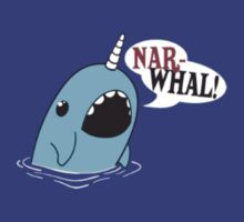 Narwhal! by Daaxx