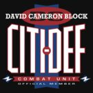 David Cameron Block Citi-Def  by MrDeath