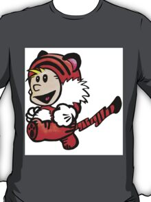 Super Calvin and Hobbes T-Shirt