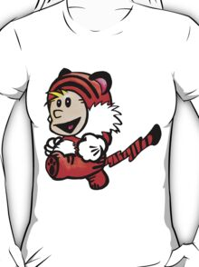 Super Calvin and Hobbes T-Shirt