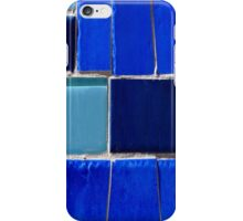 Blue Hues © iPhone Case/Skin