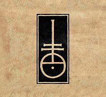 Nicolas Jenson's Typographer Mark by SexyCodicology