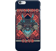 Abyssal Lagiacrus iPhone Case/Skin