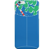 Green cocktail iPhone Case/Skin