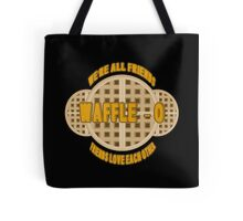 WAFFLE - O Tote Bag