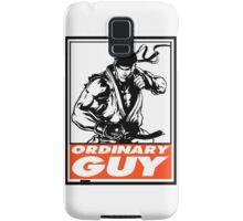 Ryu Ordinary Guy Obey Design Samsung Galaxy Case/Skin